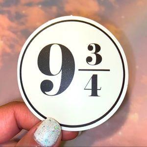 🌻 10/$10 Aesthetic Harry Potter Sticker VSCO